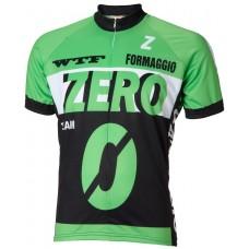 Formaggio Team Zero Jersey Black