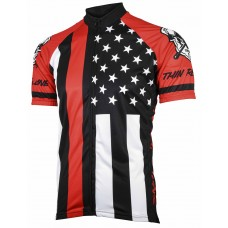 Thin Red Line Mens Cycling Jersey