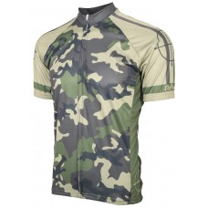 Outlaw Camo Mens Cycling Jersey