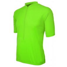 Classic Mens Jersey High Viz Green