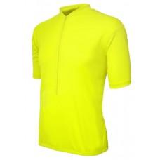 Classic Mens Jersey Neon Yellow