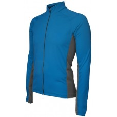 Whistler Winter Long Sleeve Mens Jersey Blue