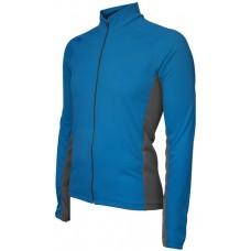 Whistler Winter Long Sleeve Mens Jersey Blue