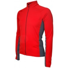 Whistler Winter Long Sleeve Mens Jersey Red