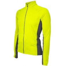 Whistler Winter Long Sleeve Mens Jersey Neon Yellow