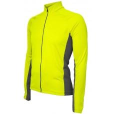 Whistler Winter Long Sleeve Mens Jersey Neon Yellow