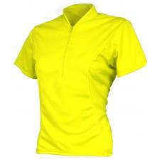 Womens Classic Jersey Neon Yellow
