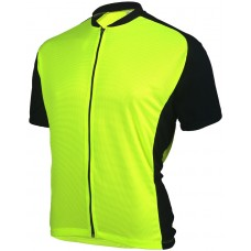 Mens Club Jersey Neon Yellow