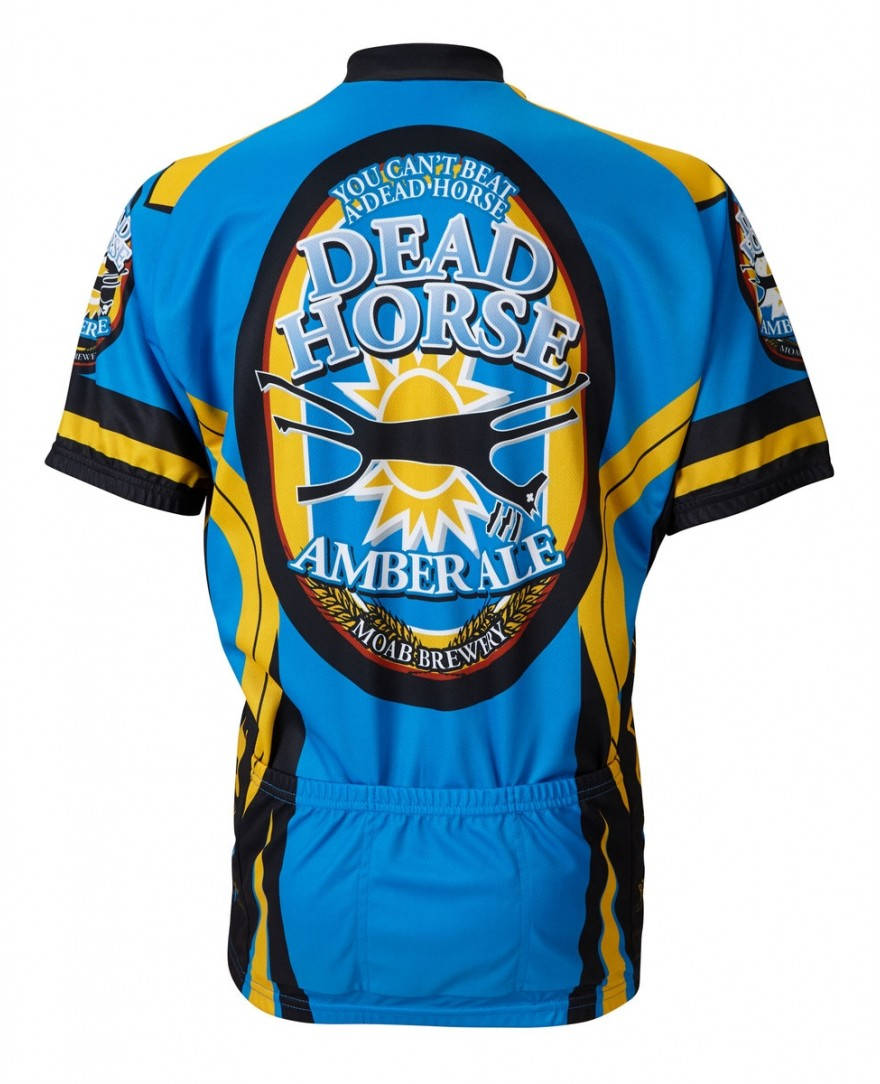 Men s Cycling Jerseys - Women s Cycling Jerseys · Moab Brewery Dead Horse  Ale Jersey · Moab Brewery Dead Horse Ale Jersey 14cf4df78