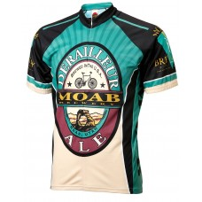 Moab Brewery Derailleur Ale Jersey
