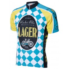 Moab Brewery Rocket Bike Lager Jersey