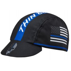 Thin Blue Line Cycling Cap