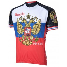 Russia Mens Cycling Jersey
