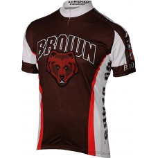 Brown Bears Mens Cycling Jersey