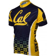 California Golden Bears Mens Cycling Jersey