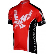 Eastern Washington Mens Cycling Jersey