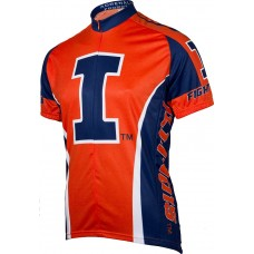 Illinois Mens Cycling Jersey