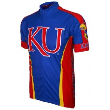 Kansas Mens Cycling Jersey