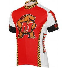 Maryland Mens Cycling Jersey