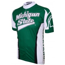 Michigan State Mens Cycling Jersey