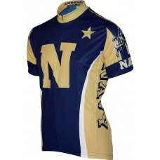 Navy Mens Cycling Jersey