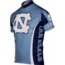 North Carolina Tar Heels Mens Cycling Jersey
