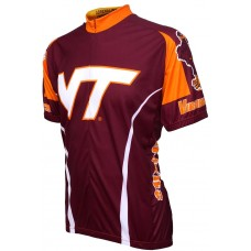 Virginia TECH Mens Cycling Jersey
