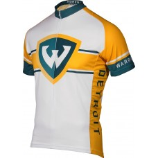 Wayne State Mens Cycling Jersey