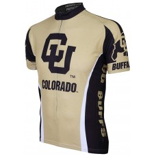 Colorado Buffalos Mens Cycling Jersey