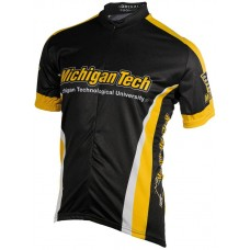 Michigan Tech Mens Cycling Jersey