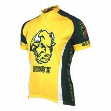 North Dakota State NDSU Mens Cycling Jersey