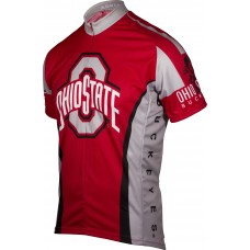 Ohio State Mens Cycling Jersey
