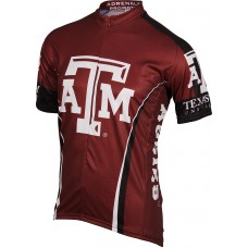 Texas A&M Mens Cycling Jersey