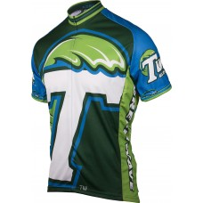 Tulane Mens Cycling Jersey