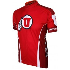 Utah Mens Cycling Jersey