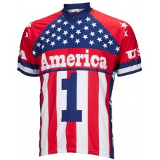 America One Cycling Jersey