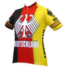 Germany Flag Jersey