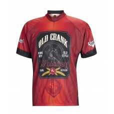 Old Crank Whiskey Jersey