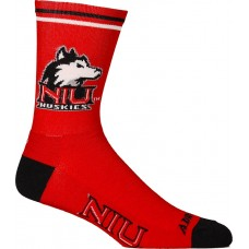 Northern Illinois NIU Cycling Socks