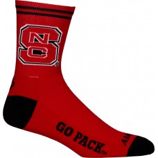 NC State Cycling Socks