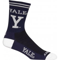 Yale Cycling Socks Blue