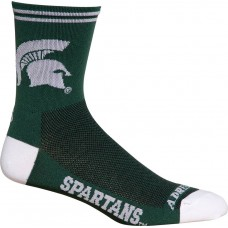 Michigan State Cycling Socks