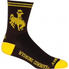 Wyoming Cycling Socks