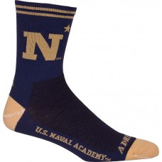 Navy Cycling Socks
