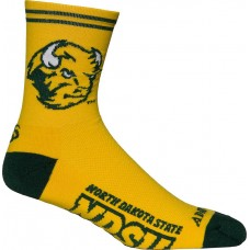 North Dakota State NDSU Cycling Socks