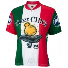 Mexican Chick Womens Jersey
