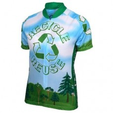 Recycle Reuse Womens Jersey