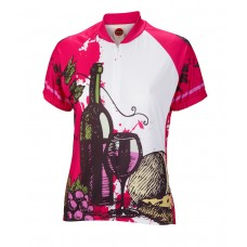 Wine Time Womens Jersey