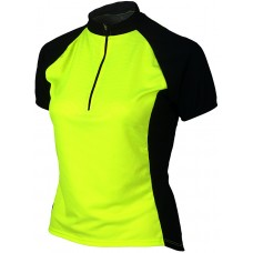 Women's Club Jersey - Neon Yellow