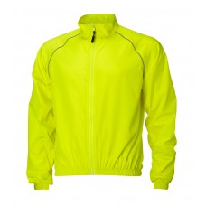 Wind Jacket Neon Yellow